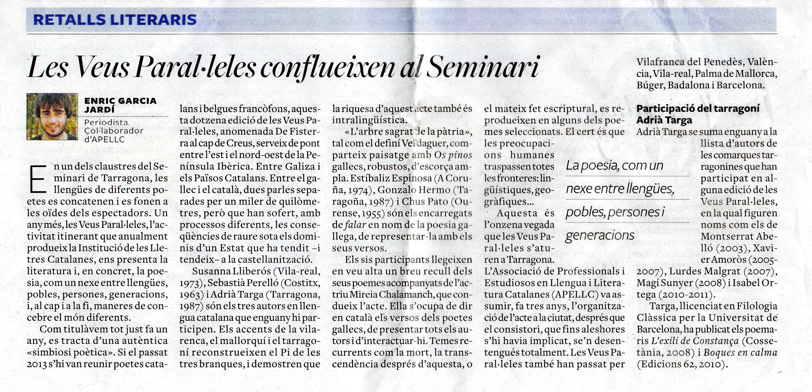 article Enric Garcia DT