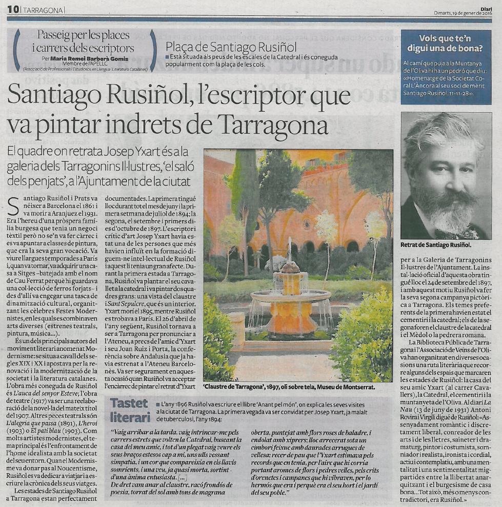 20 Santiago Rusiñol