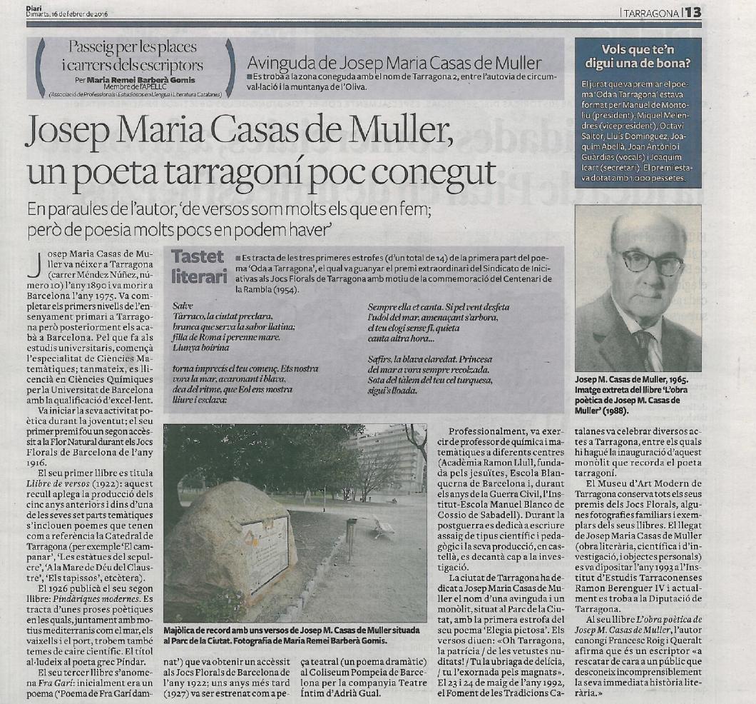 22. CASAS DE MULLER