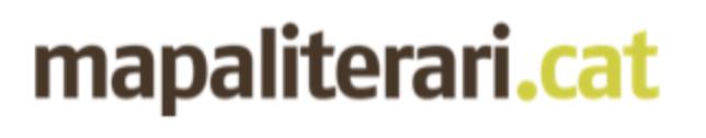 Mapa Literari Català